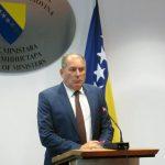 Mektić se zalaže za NATO put BiH