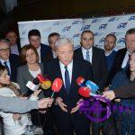 PAVIĆ NAKON SJEDNICE GO DNS Tek nakon izbora je došlo na vidjelo da su neki članovi radili suprotno politici stranke