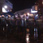 Najmanje petoro uhapšenih na Trgu Krajine! VIDEO
