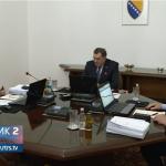 Dodik: Atmosfera u Predsjedništvu nije obećavajuća (VIDEO)