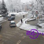 Snijeg i u nižim predjelima