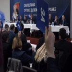 Dio članstva SDS-a za održavanje vanredne sjednice Skupštine (VIDEO)
