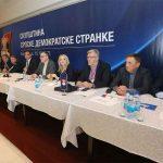 Skupština SDS-a o raspisivanju unutarstranačkih izbora (FOTO)