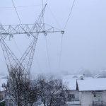 Problemi u snabdijevanju strujom, snijeg otežava saobraćaj (FOTO/VIDEO)