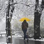 UJUTRO SNIJEG, POPODNE SUNCE Najviša temperatura sutra do 12 stepeni