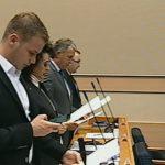 "Pogledajte kako je Draško Stanivuković ""položio"" zakletvu (VIDEO)"