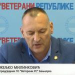Veterani Srpske - otvoreno pismo Cvijanovićevoj da razmotri rad Suda BiH (VIDEO)