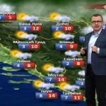 U subotu umjereno oblačno (VIDEO)