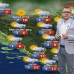U petak promjenljivo oblačno sa sunčanim intervalima (VIDEO)