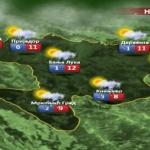 U nedjelju sunčano i toplije (VIDEO)