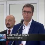 Vučić: Namjera Prištine da formira vojsku izaziva veliku zabrinutost (VIDEO)