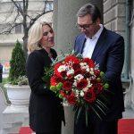 Cvijanovićeva zahvalila Vučiću za podršku Srpskoj (FOTO)