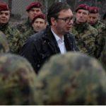 """Vučić se HITNO obratio SRPSKIM VOJNICIMA zbog tzv. VOJSKE KOSOVA! """"Budite spremni da zaštitite svoj narod!"""""""
