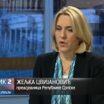 Cvijanović: Institucije treba da rade svoj posao u skladu sa zakonom (VIDEO)