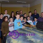 """Predstavnici """"ŠA festa"""" donirali saksofon Muzičkoj školi """"Sabo Balaban"""" u Prijedoru (FOTO i VIDEO)"""