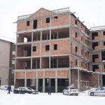 TRAGEDIJA U BORČI: Muž i žena skočili sa nedovršene zgrade zbog tuge za mrtvim sinom (UZNEMIRUJUĆI FOTO)