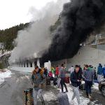 Autobus sa đacima iz Splita potpuno izgoreo u tunelu: Sekunde su ih delile od smrti (FOTO) (VIDEO)