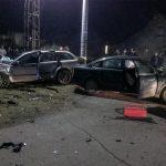U saobraćajnoj nesreći u Prijedoru dvojica vozača i putnica lakše povrijeđeni