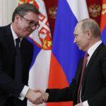NAGRAĐEN ZA SARADNJU Putin potpisao dekret o davanju ordena Aleksandru Vučiću