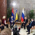Cvijanovićeva i Dodik sa Putinom: Rusija važan partner Republike Srpske (FOTO i VIDEO)