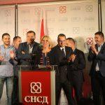 SNSD upozorava na lažni profil Milorada Dodika na Tviteru