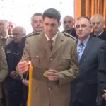 """Božićni prijem u kasarni """"Žarko Zgonjanin"""" (VIDEO)"""