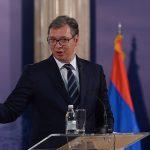 Vučić: Strani mediji više zainteresovani za proteste u Beogradu i Banjaluci, nego u Kosovskoj Mitrovici