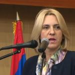 Cvijanović: Srpsku čuva ljubav njenog naroda (VIDEO)
