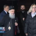 Patrijarh srpski Irinej svečano dočekan u Banjaluci (FOTO i VIDEO)