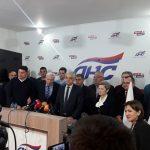 Balaban, Šibarević i Јaćimović ponovo u DNS-u