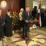 Dodik: Srpska zemlja mira, dobrih ljudi i slobode (VIDEO)