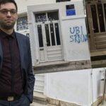 """Napisao """"Lj"""" ispred grafita """"Ubi Srbina"""" i završio u policiji"""