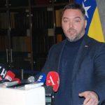 Košarac: Napadi na Čovića odraz frustracija Bošnjaka