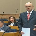Mazalica: Cilj SDA, SDS i PDP - zadržati postojeći Savjet ministara (VIDEO)
