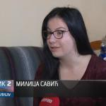 Milica Savić - talentovana spisateljica, a želi biti kardiolog (VIDEO)