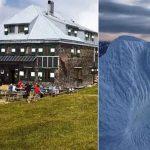 Planinarski dom u Austriji nestao ispod snijega (VIDEO)