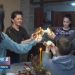 Božić u porodici Đukić iz Oštre Luke (VIDEO)