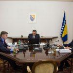 Dodik, Komšić i Džaferović danas i sutra u Briselu