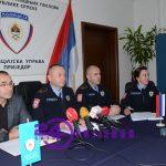 PU Prijedor-Ivanić: Stanje bezbjednosti u 2018. godini zadovoljavajuće (FOTO i VIDEO)