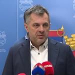 Radojičić: Ne planiramo odustati od tužbi protiv organizatora protesta (VIDEO)