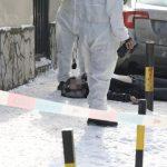 Nosio dječija kolica, pa likvidiran u po bijela dana: Uznemirujuće slike leša u Beogradu, u blizini šetališta, vrtića, uoči praznika (FOTO)