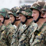 Srpski vojnici novčano kažnjeni zbog pjesme za Božić (VIDEO)