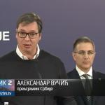 Vučić najavio uvođenje doživotne kazne zatvora (VIDEO)
