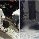 UZNEMIRUJUĆE Novi snimci BRUTALNE LIKVIDACIJE na Banovom Brdu, bezbednosne kamere otkrivaju detalje hladnokrvnog smaknuća (VIDEO)