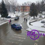 Novo naoblačenje sa susnježicom i snijegom
