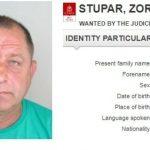 Interpol raspisao crvenu potjernicu za Zoranom Stuparom