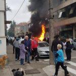 Eksplozija u centru Podgorice: Ćupić preminuo (FOTO i VIDEO)
