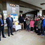 Gradonačelnik na otvaranju humanitarne izložbe učenika (FOTO i VIDEO)