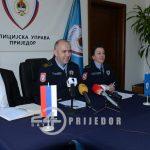 PU Prijedor: U januaru evidentirano 97 migranata (FOTO)