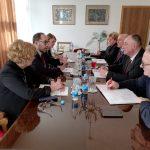 Radni sastanak sa predstavnicima Misije OEBS-a u BiH